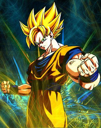Goku images Goku ssj wallpaper and background photos