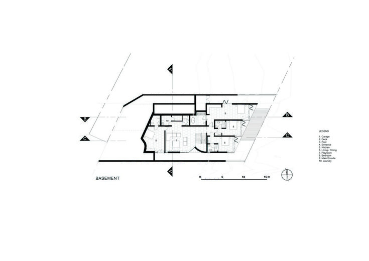 SAOTA, проекты SAOTA, портфолио SAOTA, особняки в ЮАР, Silver Bay, дом на берегу океана, дом с видом на океан, частный дом с бассейном фото смотреть