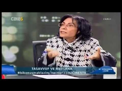 Bi Konuşmak Lazım   Cemalnur Sargut   Mevlana Öğretisi ve Mevlevilik   9 MART 2015 - YouTube