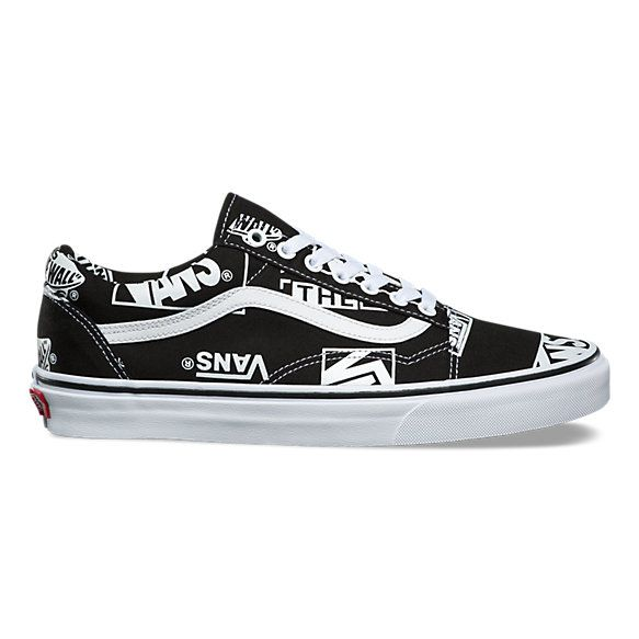 e92c4c22296 Logo Mix Old Skool Vans Logo