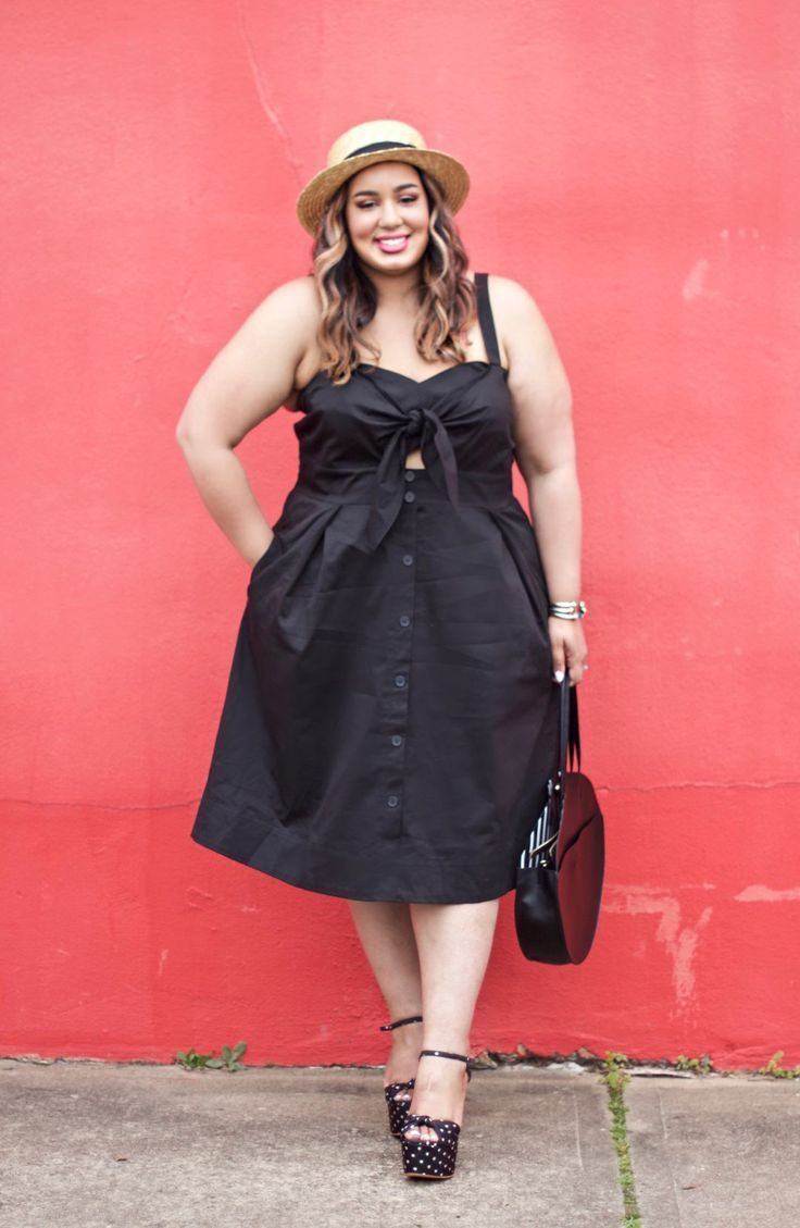 d738474941f94 Adorable Vintage Look Brought to You by Ebay | Curvy Fashion | Plus ...