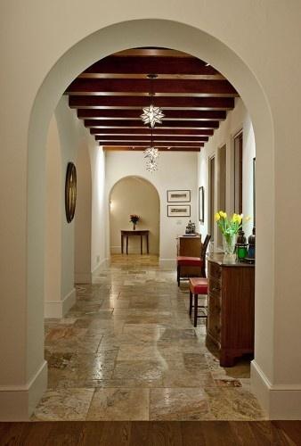 Family Room And Hallway Flooring