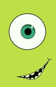 Mike Wazowski, Monsters Inc.