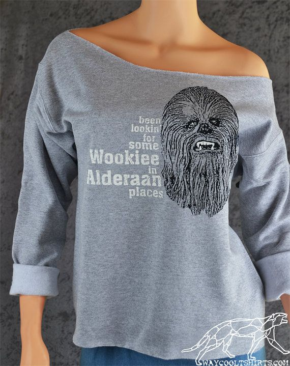 Star Wars fans, are you looking for that tall, dark and handsomely hairy guy? Maybe youve been lookin for some nookie...um, we mean Wookiee--in