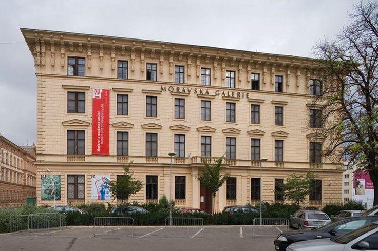 Moravská Galerie - Brno