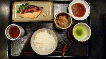 Tokyo - pause déjeuner