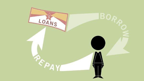 Studen Loans Borrow and Repay