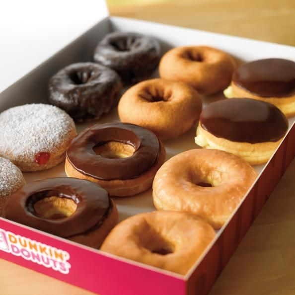 Every Classic Donut From Dunkin' Donuts, Ranked  - Delish.com