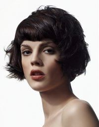 Messy Bob With Chunky Bangs Articles and Pictures - Page 11