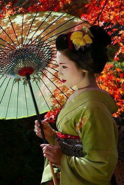 .Geisha Beauty