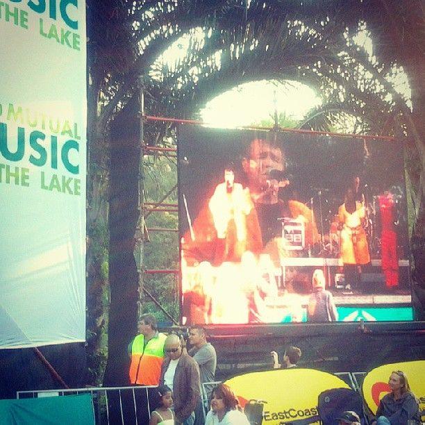 #Johnny Clegg #MusicAtTheLake #DbnBotanicalGardens