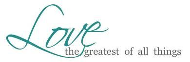 Love, the greatest of all things. ZTA <3