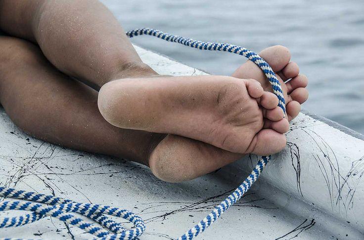 Byle dopłynąć!  www.banita.travel.pl #panama