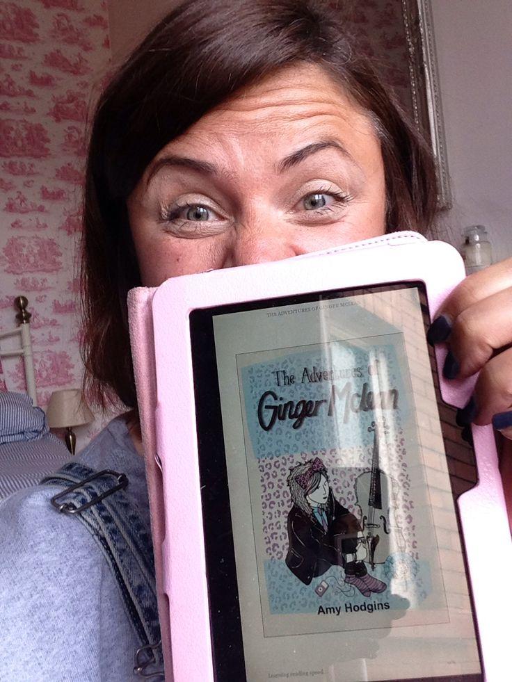 Me and my Kindle