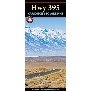 Hwy 395 CARSON CITY TO LONE PINE $5.95
