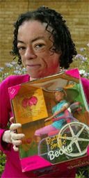 My favorite comedian, the smart & hilarious Liz Carr! (of the BBC Ouch! Disability Podcast)