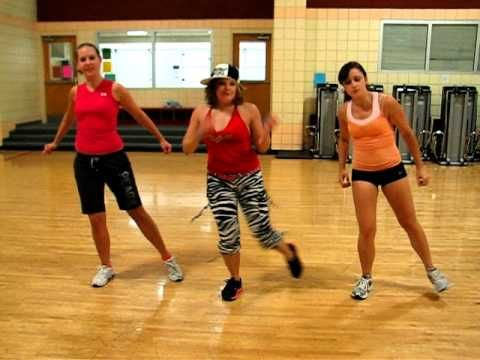 Super Bass by Nicki Minaj Zumba dance   Healthy Eating ...