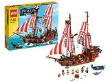Lego großes Piratenschiff