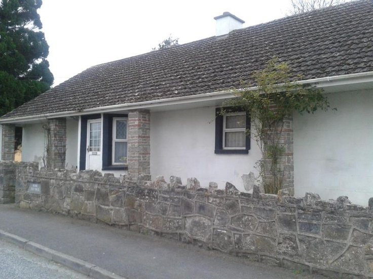 """Rose Cottage"" in Ballinalee was the headquarters of the North Longford Flying Column when fighting the Black and Tans in 1921 under Sean Mac Eoin."