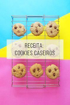 Aprenda a fazer o melhor cookie caseiro do mundo! // Aprenda a fazer um cookie caseiro maravilhoso! Receitas de pratos doces, rápidos e fáceis! :-) // palavras-chave: receita, passo a passo, tutorial, gastronomia, cozinha, receita, cookie, biscoito, bolacha, subway