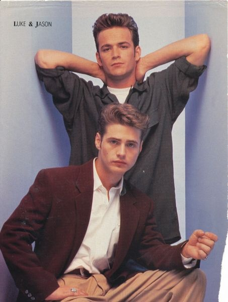 Team Brandon or team Dillon?? For me team Dillon all the way!!!! I Miss the old 90210.