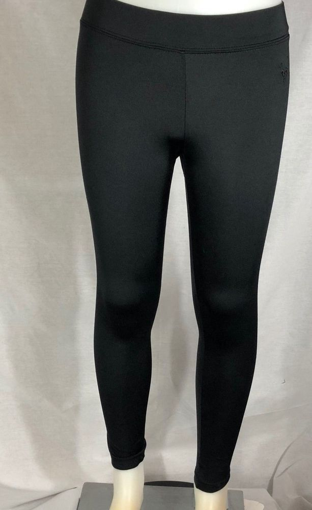 40f3c3ceaaa5b Justice Girls Leggings Size 10 Solid Black Shimmer Shiny Full Length # Justice Relisted 12.21.17 Customer feedbackItem as described, quick  shipping, ...