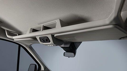 Nissan Passenger Van >> overhead console ford van - Google Search | vehicle ideas | Car console, Custom car interior ...