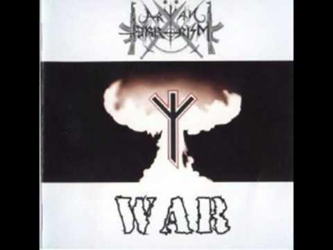 ARYAN TERRORISM - War (UKRAINE) (album 2002)