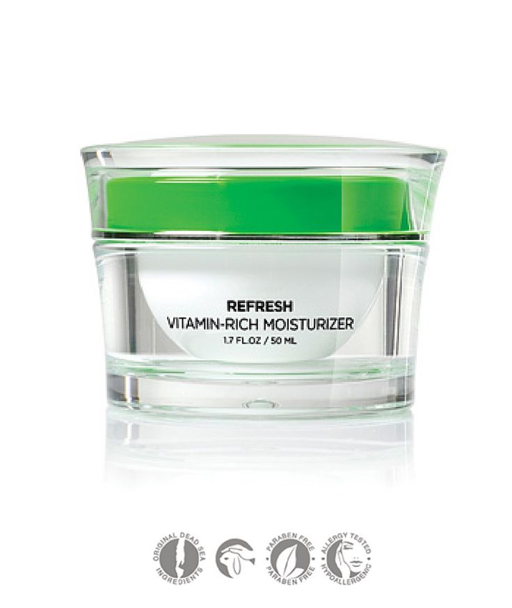 Size: 1.7 FL.OZ / 50ML  Refresh dull, tired skin. Unique Peptides and anti-aging agents within the cream help reduce the appearance of fine lines and wrinkles, leaving the skin radiant and younger-looking. Enriched with Vitamin C as well as Vitamin A and E filled capsules, a powerful anti-oxida...