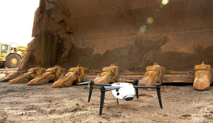 John Deere dealers to offer Kespry's automated construction drone service in exclusive deal | Equipment World | Construction Equipment, News and Information | Heavy Construction Equipment