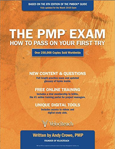 Pmp Exam Prep Ebook