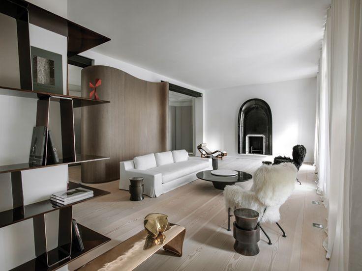 Trocadero Apartment by Francois Champsaur