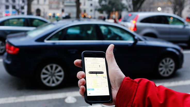 Uber - My Experience with the Ride Share System | Mandy Living Life