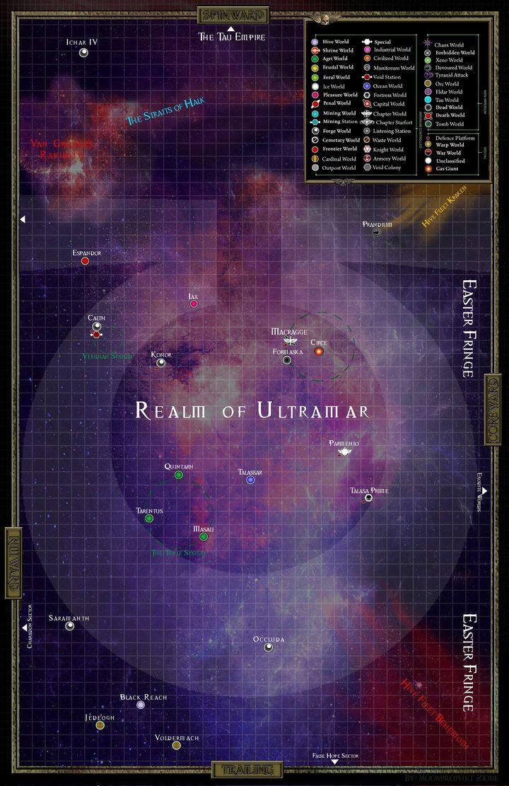 WH40k Realm of Ultramar by M00nprophet on DeviantArt