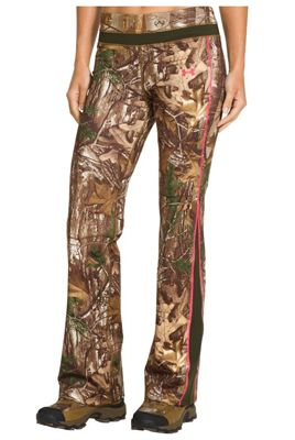 Under Armour® Women's Realtree Xtra ColdGear® Infrared Scent Control EVO Pants  #Realtreecamo