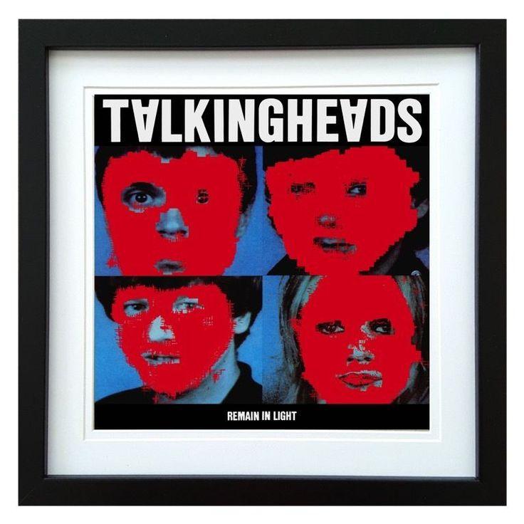 Talking Heads   Remain In Light Album   ArtRockStore