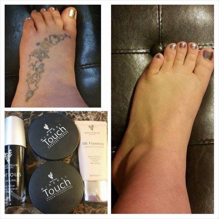 11 best images about younique 39 s touch cream foundation on for Best tattoo concealer