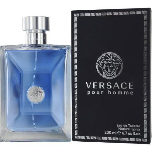 Versace Pour Homme Eau De Toilette, 6.7 Oz | Jet.com