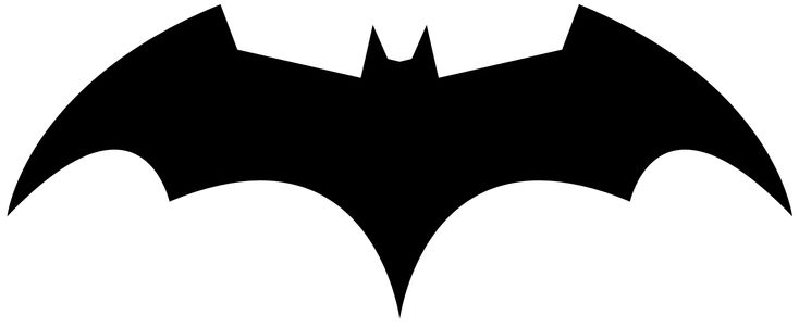 DeviantArt: More Like Batman Logo 1960s by MachSabre