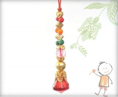 Lumba Rakhi - Send Online #Lumba #Rakhi – online rakhi. Trendy Multi-color Glass Beads Lumba, surprise your loved ones with roli chawal, chocolates and a greeting card as it is also a part of our package and that too without any extra charges. http://www.bablarakhi.com/
