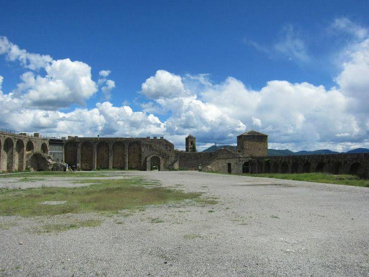Castillo de Aínsa. http://www.pasoapalmo.com/sobrarbe/entorno-de-ainsa/ainsa/castillo-de-ainsa