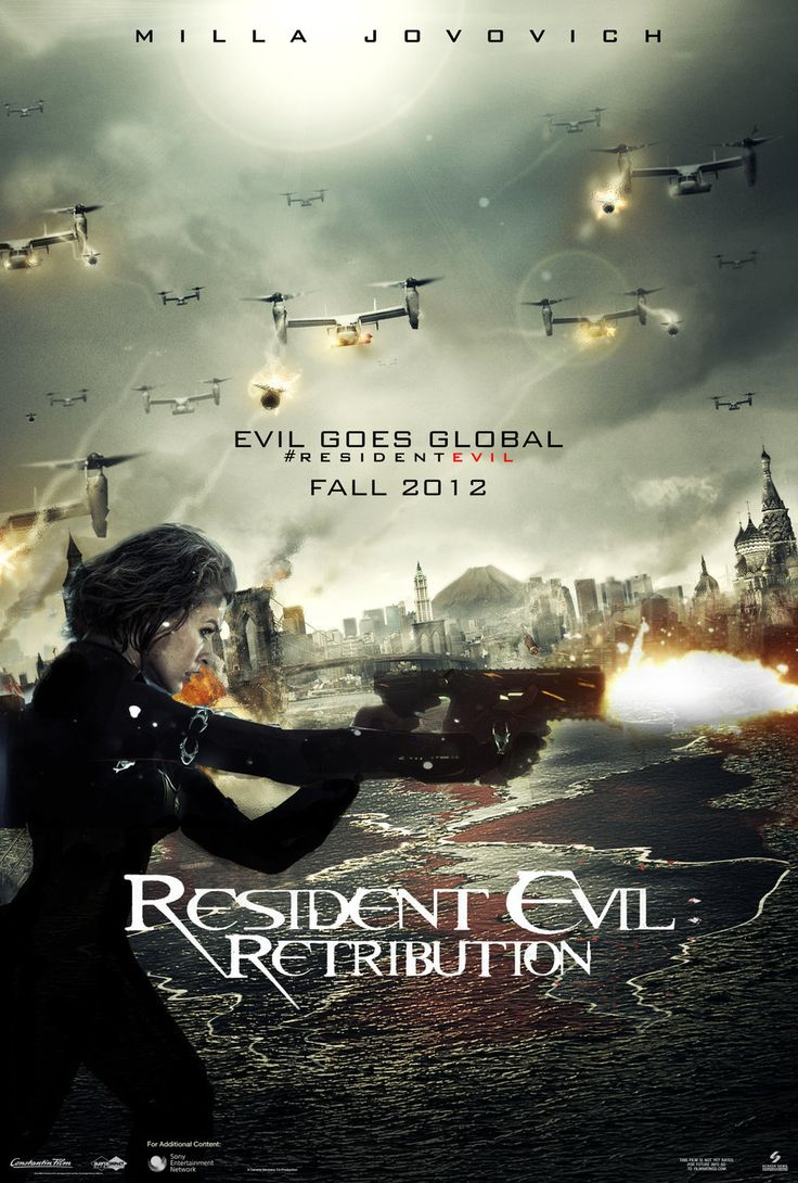 Resident Evil Retribution Movie Review The Mad Movie Man