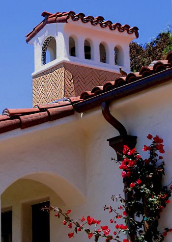 spanish style homes in santa barbara california designers in spanish homes and landscapes with - Spanish Style Homes