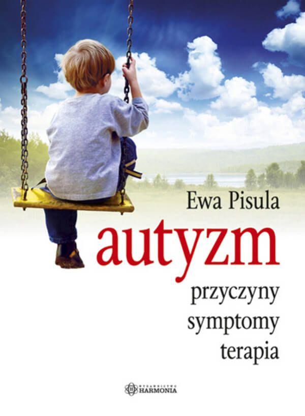 """Autyzm - przyczyny, symptomy, terapia / Ewa Pisula   W książce """"Autyzm - przyczyny, symptomy, terapia"""", Ewa Pisula porusza problem diagnozowanego ostatnio coraz częściej zaburzenia rozwoju, jakim jest autyzm. Pomimo przeprowadzenia wielu badań wciąż nie wiemy, jak dochodzi do jego powstania, nie potrafimy więc mu zapobiegać, a w przypadku wielu osób dobrać dającej oczekiwane efekty terapii."""