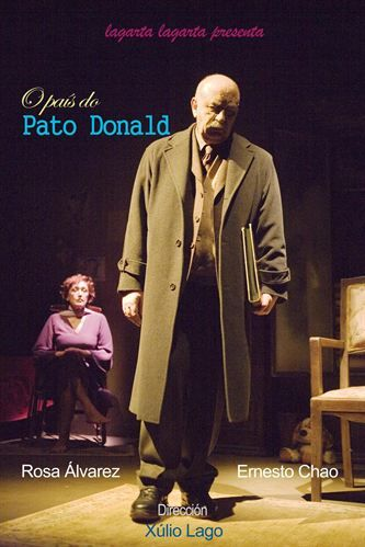 O pais do Pato Donald @ Teatro Principal - Ourense escea escena teatro