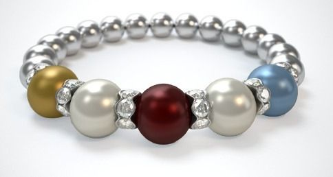 Check out my Mothers Bracelet! What does yours look like? Design a bracelet in just 3 easy steps! Yep, I did it. It's so cool. Think I might get one for my mom with all the grandkids (Three are in January, so that saves money :)
