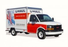 U-Haul is one of several options for Moving Truck Rentals