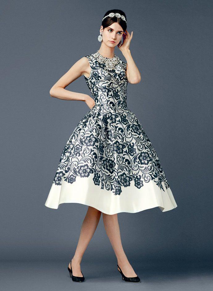 Dolce & Gabbana-colección primavera verano 2014