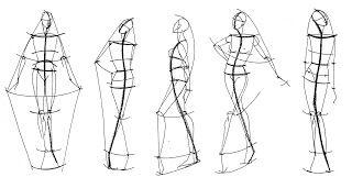 ESMOD Paris - Sacrée SM 15 !: La figurine de mode