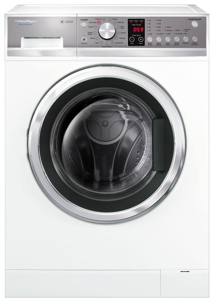 Fisher & Paykel 7.5kg WashSmart Front Load Washer $1599.00 from Noel Leeming